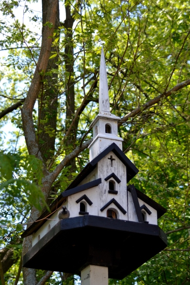 60 Year Old Bird House/Church
