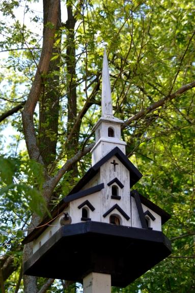 60 Year Old Bird House/Church