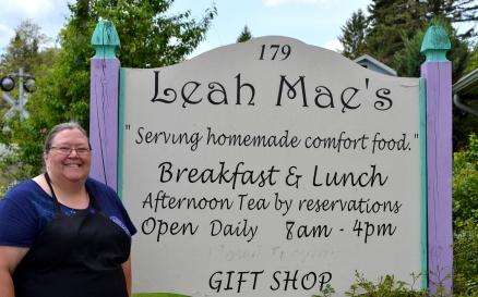 Leah Mae's Sharon Tripp