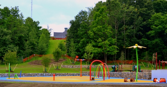 Swasey Spray Park Opening Soon