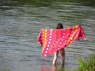 Plug Pond Swimmer