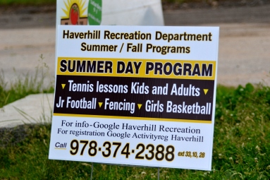 Haverhill Summer Recreation