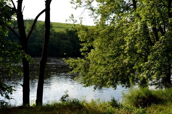 Merrimack river Park on Rte 110 Haverhill