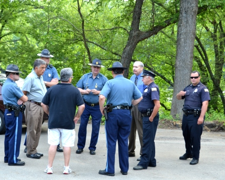 Mayor, City officials and law enforcement discuss strategies to keep the park safe