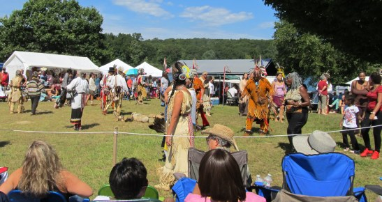 Intertribal Dance Haverhill Pow-wow