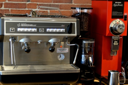 They brew Rao coffee preferred by several of Boston's celebrity chefs
