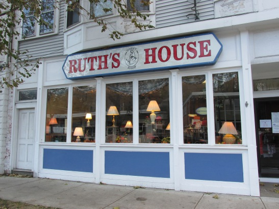 Ruth's House Thrift Shop Lafayette Sq Haverhill