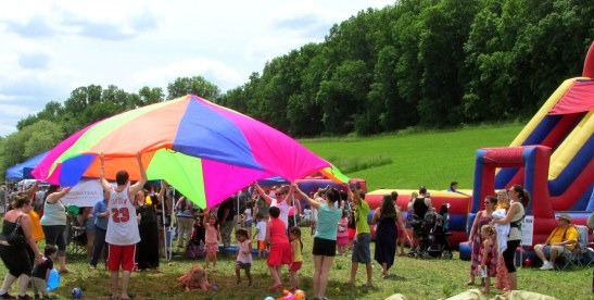 Haverhill's Kidfest at Kimballs Farm
