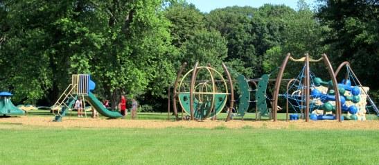 New Riverside Park Playground