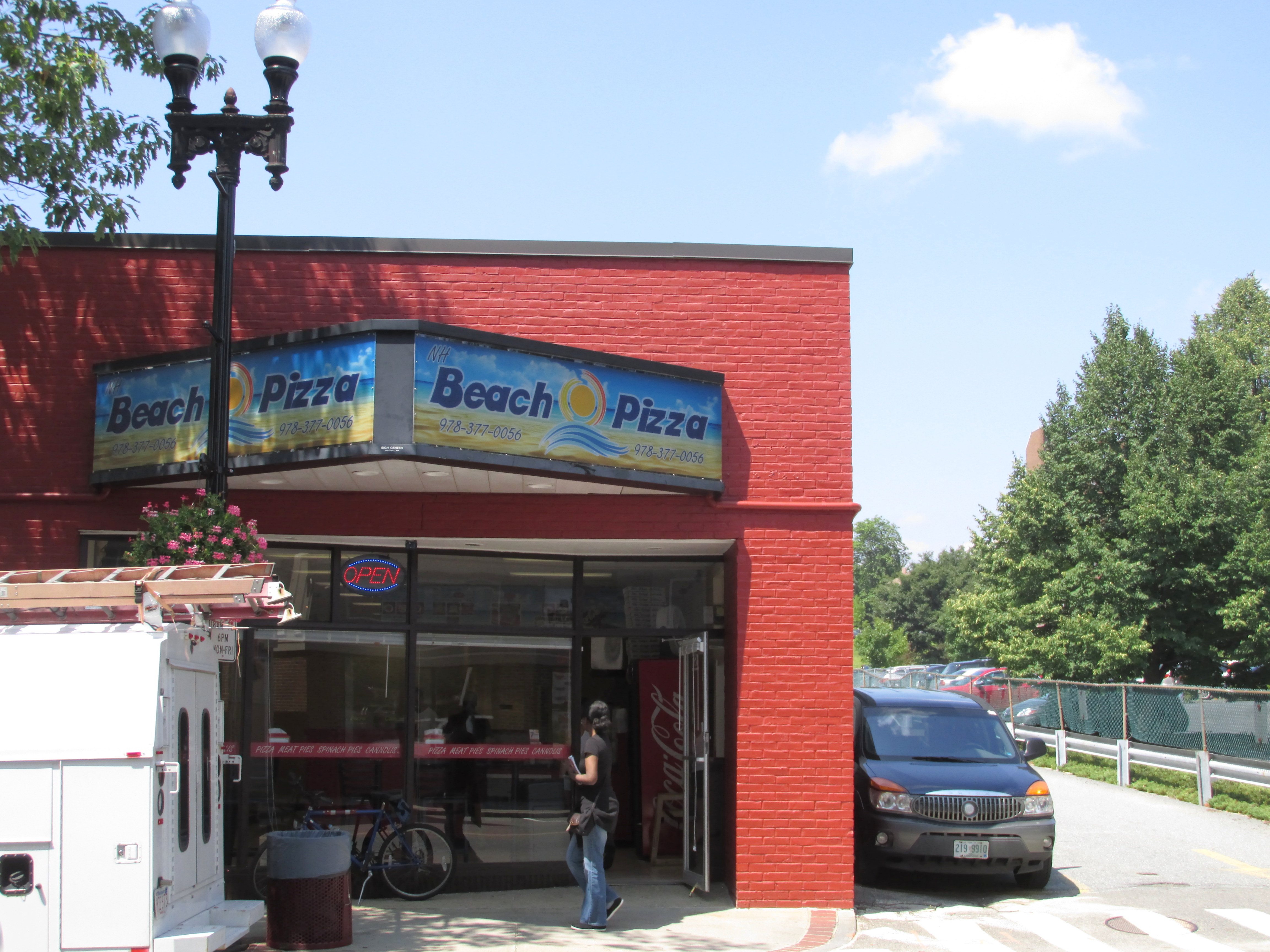 Beach Pizza Bbq New Eats In Haverhill The Heartbeat Of Haverhill