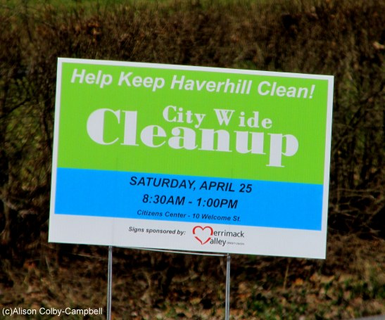 IMG_9250 Haverhill City Clean Up April 2015