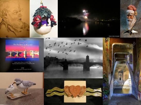Haverhill Art Market dec 19