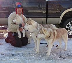 IMG_1448 Haverhill WInnekenni Snow larry and dog sledding