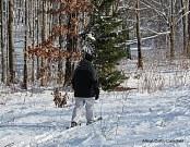 IMG_1452 Haverhill WInnekenni Snow shoeing