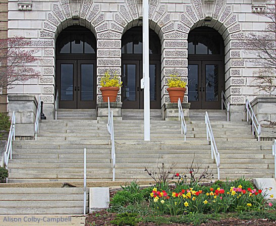 IMG_4928 Haverhill Earth Day 2016 City Hall by Garden Club - Copy
