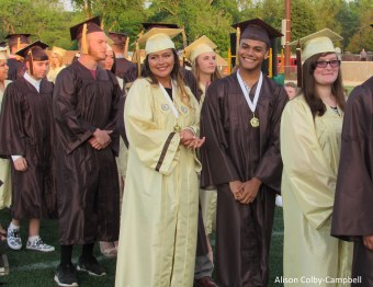 IMG_0135 Haverhill High School Graduation 2016