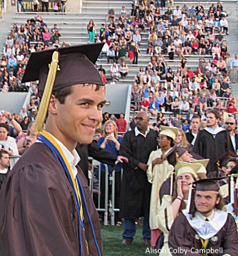 IMG_0227 Haverhill High School Graduation 2016
