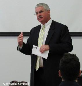 Pentucket Bank CEO Scott D Cote