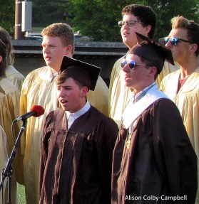 IMG_9799 Haverhill High School Graduation 2016