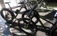 Mountain bike versus fat bike side by side comparison