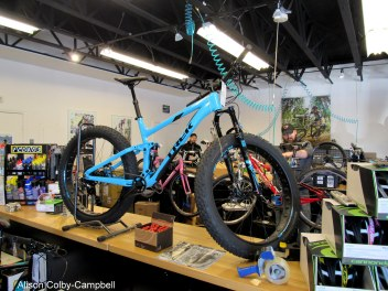 One of the most expensive bikes in the shop can run u to $9000