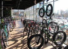 Riverside Cycle has every type of bike