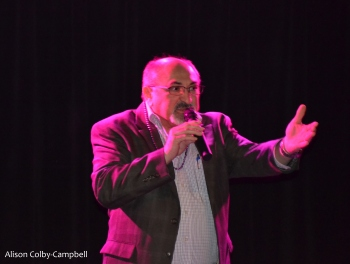 Volunteer professional auctioneer raised some serious money for Emmaus