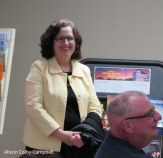 City Council Vice President Melinda Barrett
