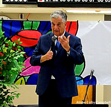 Mayor Jim Fiorentini