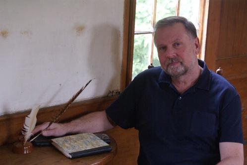 DSC00511 Haverhill John Cormier author at Buttonwoods Saltonstall Book