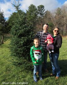 Fleury Family from Salem NH